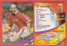Manchester United Jaap Stam Holland